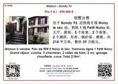 Maison - Bondy 93