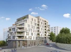 Programme Neuf (93) - Bagnolet du studio au 5 pièces à partir de 166 000€ / TVA 5,5% ~ 20%